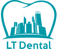 LT Dental Logo